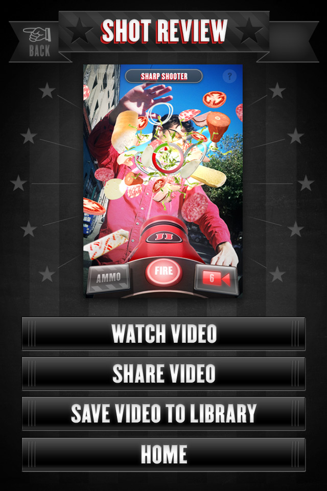 Screenshot Jimmy John's Sandwich Cannon