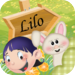Lilo helps the Easter Bunnies