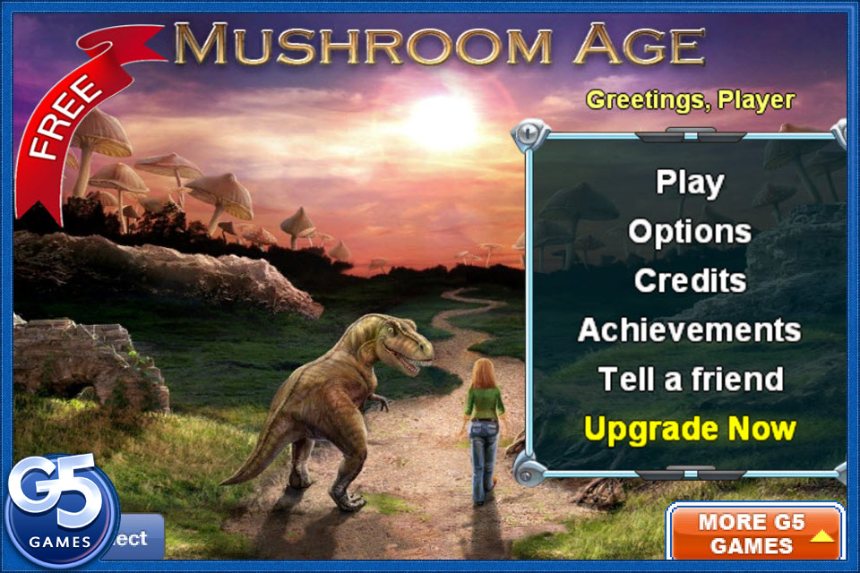 Screenshot Mushroom Age Free