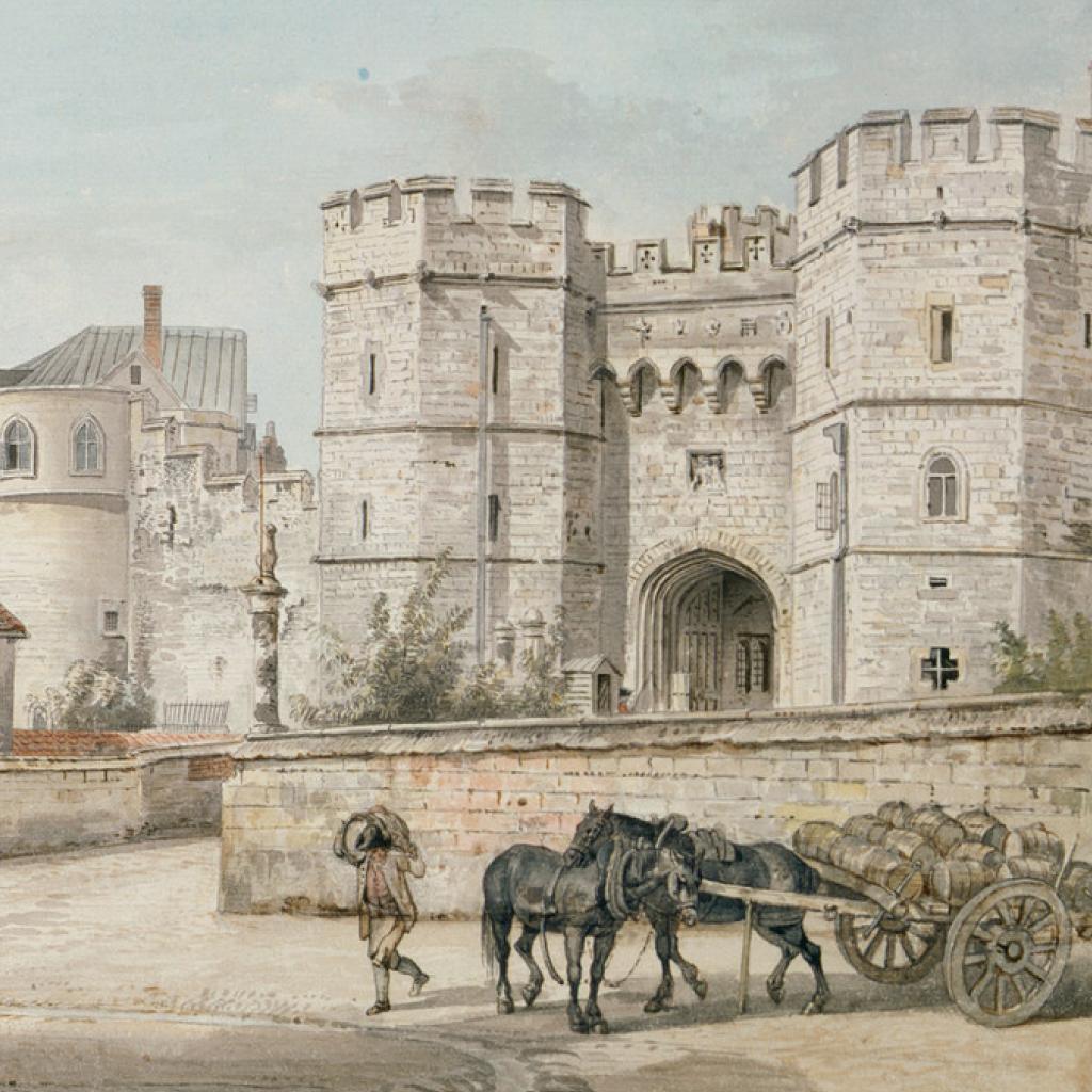 Capturing A Royal Home: Windsor Castle